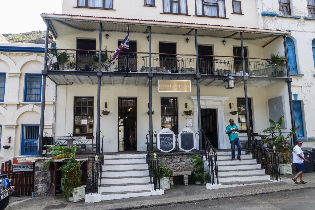 Hotels Jamestown St Helena