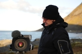 Thomas Junker mit seiner Kamera