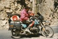 Thomas Junker, Pakistan, 1991