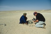 Thomas Junker, Sahara, Libyen