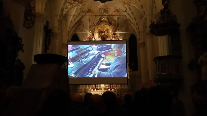 Premiere Kaunertalfilm mit Gänsehaut