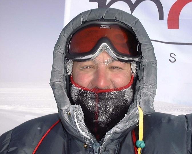 Der Südpol vor 20 Jahren & Euch eine gutes neues Jahr