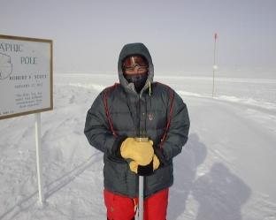 1998 Südpol bei -40C