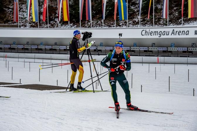 Und jetzt – volle Konzentration auf den Biathlon Weltcup in Ruhpolding