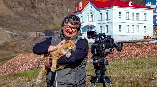 SVALBARD – Die Katze Kesha