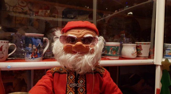 Das Weihnachtsmannmuseum in Mehamn