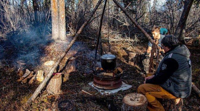 Kyilk Kisouan – Leben im Busch