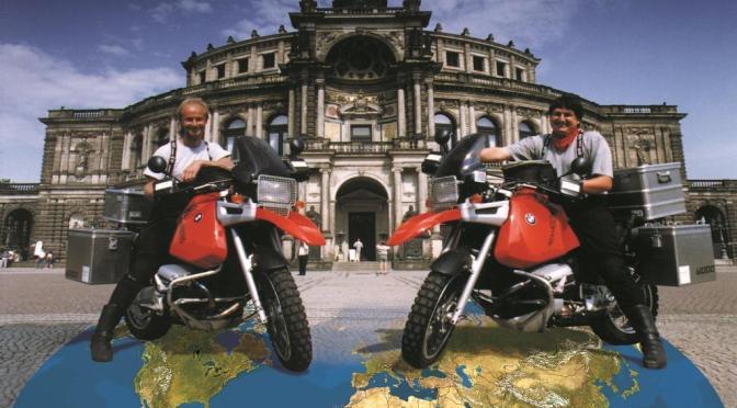 Rückblick auf die Weltumrundung 1996